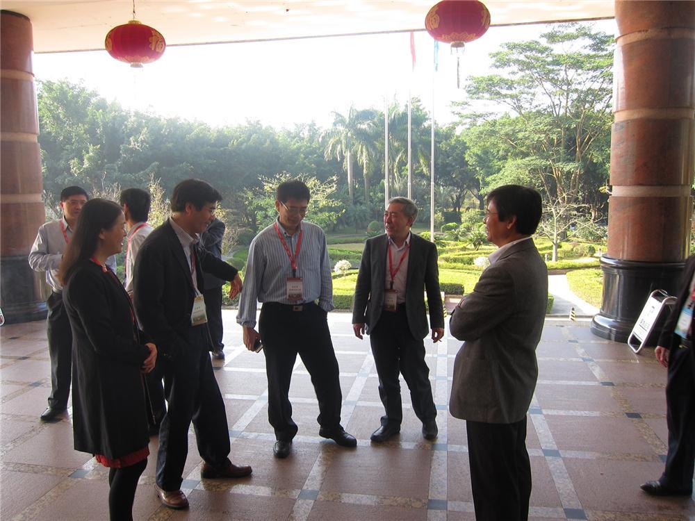 2014年全国分析化学优秀中青年学者研讨会